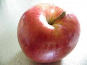 「優しいりんご」